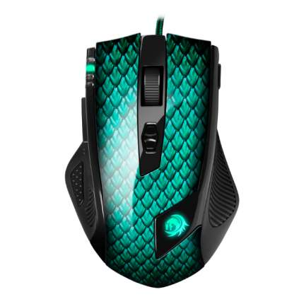 Игровая мышь Sharkoon Drakonia Green/Black (DRAKONIA)