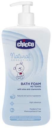 Пена для ванны детская Chicco Natural Sensation 500 мл