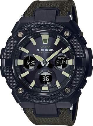 Японские наручные часы Casio G-Shock GST-W130BC-1A3 с хронографом