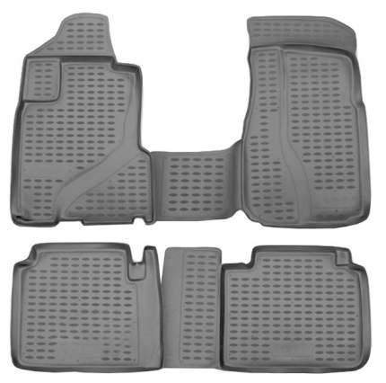 Комплект ковриков в салон автомобиля Element NLC.18.03.211
