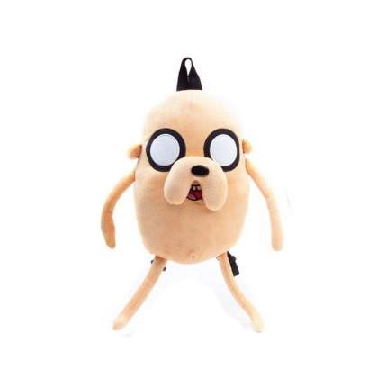 Рюкзак детский Bioworld Adventure Time Jake плюшевый