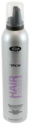 Мусс для волос Lisap High Tech Mousse Volumizing Strong 300 мл