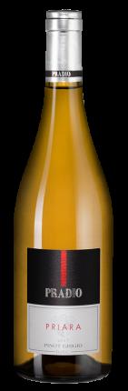 Вино Priara Pinot Grigio, Pradio, 2018 г.