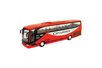 Инерционная машинка RealToy городской автобус 1:87 в ассортименте