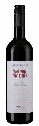 Вино Waltzing Matilda Shiraz, Byrne Vineyards, 2018 г.