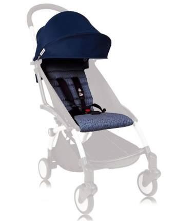 Комплект в коляску Babyzen капюшон и сиденье 6+ air france blue для yoyo+