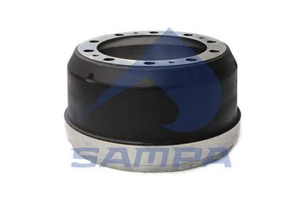 Тормозной барабан SAMPA 088.007