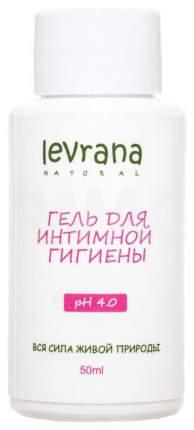 Средство для интимной гигиены Levrana Mini 50 мл