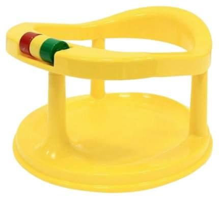 Сиденье детское для купания Папитто на присосках Желтый 117