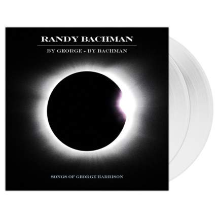 Виниловая пластинка Randy Bachman  By George By Bachman (Coloured Vinyl)(2LP)