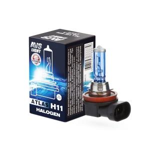 Галогеновые автомобильные лампы AVS A78887S