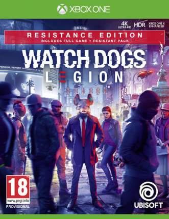 Игра Watch Dogs Legion Resistance Edition для Xbox One