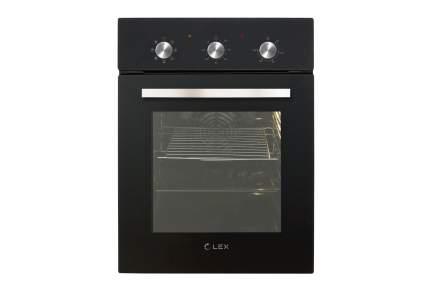 Встраиваемый электрический духовой шкаф LEX EDM 4570 BL Black