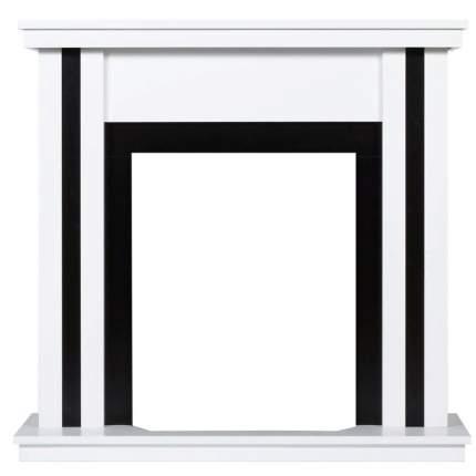 Деревянный портал для камина Electrolux Trend Classic белый