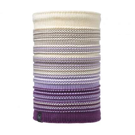 Бандана Buff Knitted & Polar Neckwarmer Neper, violet, One Size