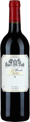Вино Roc du Prince Rouge Bordeaux AOC