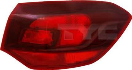Задний фонарь TYC 11-11875-11-2