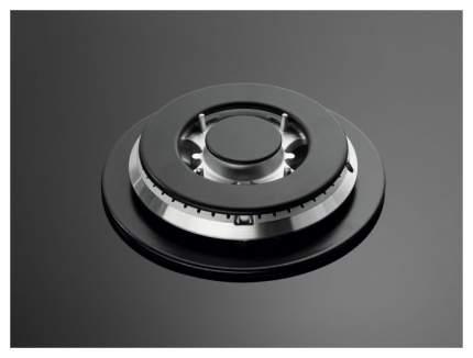Встраиваемая варочная панель газовая Electrolux EGV96343YK Black