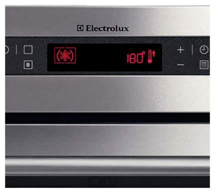 Встраиваемый электрический духовой шкаф Electrolux EOC66800X Silver