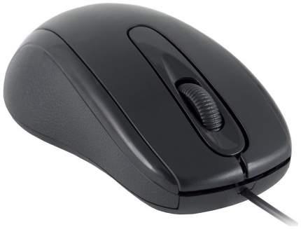 Проводная мышка OKLICK 205M Black