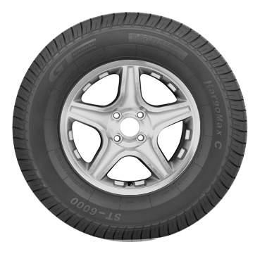 Шины GT Radial KargoMax ST-6000 185/80 R14 104/102 N (100AK003)