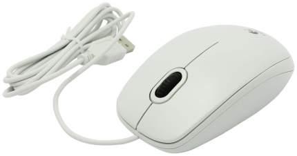 Проводная мышка Logitech B100 White (910-003360)