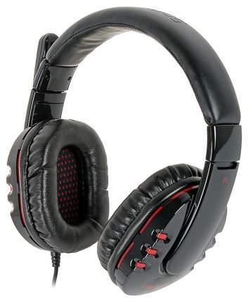 Игровые наушники Dialog HS-A30MVU Black