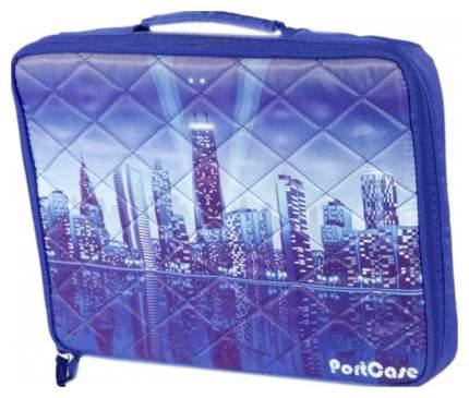 """Сумка для ноутбука 13"""" PortCase KCB-13 City синяя"""