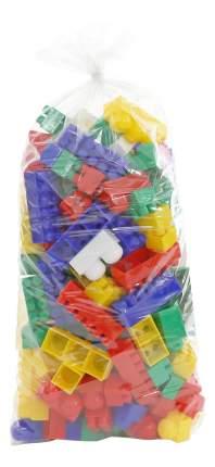 Конструктор пластиковый Полесье Супер-микс, 144 элемента