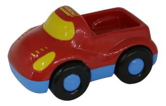 Машинка пластиковая Полесье Дружок