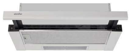 Вытяжка встраиваемая Simfer 6006 White