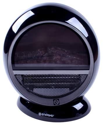 Электрический камин Endever Flame-01, черный