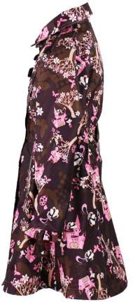 Пальто для девочек Huppa 1210BS15, р.128 цвет 791