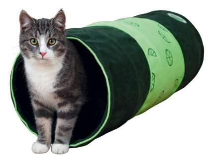 Тоннель для кошек Trixie, полиэстер, 28х80см