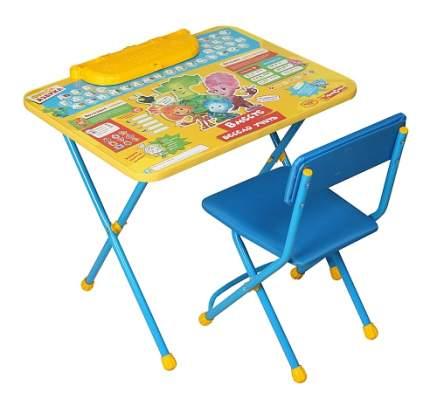 Комплект детской мебели Ника Фиксики. Азбука