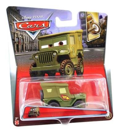 Машина военная Mattel Disney Cars Тачки 2. Сержант