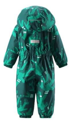 Комбинезон Reima Reimatec winter overall Suo зеленый с принтом р.74