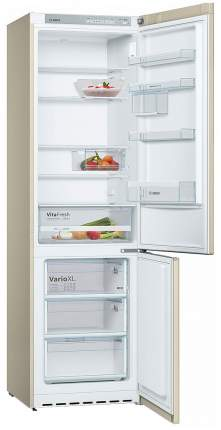 Холодильник Bosch KGV39XK22R Beige