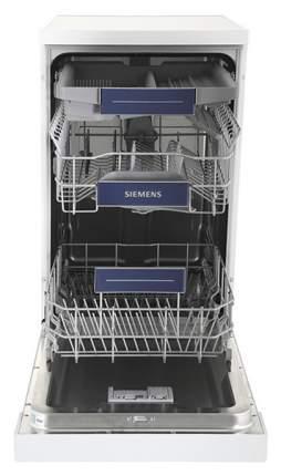 Посудомоечная машина 45 см Siemens iQ100 SR216W01MR white