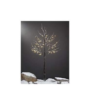 Световое дерево Star trading Tobby tree with snow Коричневое 150 см