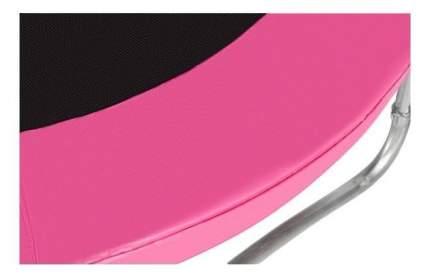 Батут Hasttings Classic Pink с сеткой и лестницей 244 см, pink