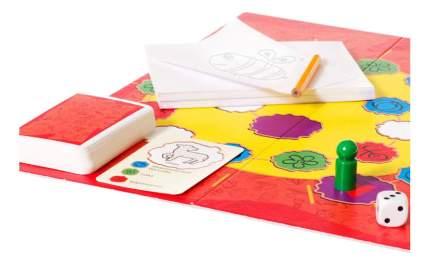 Семейная настольная игра Tactic games Нарисуй и угадай для малышей