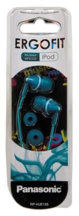 Наушники Panasonic RP-HJE125E-Z Turquoise