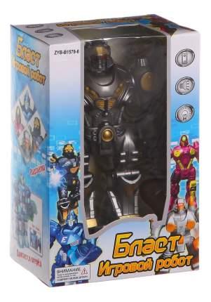 Робот Бласт темно-серый Zhorya