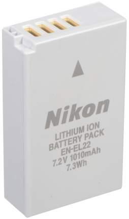 Аккумулятор для цифрового фотоаппарата Nikon EN-EL22