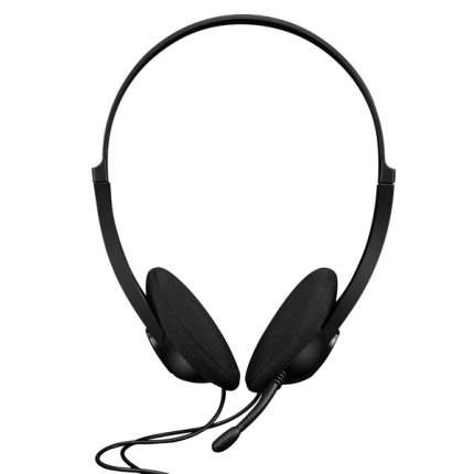 Гарнитура для компьютера Canyon Stereo PC Headset CNE-CHS01B Black
