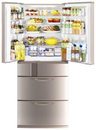 Холодильник MITSUBISHI ELECTRIC MR-JXR655W-N-R Brown