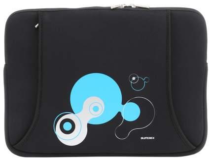 """Чехол для ноутбука 13.3"""" Sumdex NUN-823BK черный"""