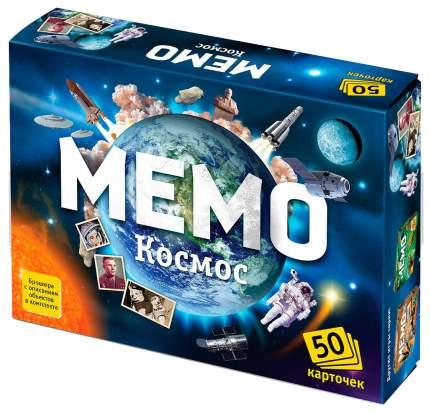 Семейная настольная игра PlayLand Мемо Космос