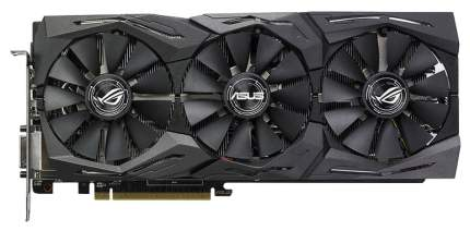 Видеокарта ASUS Arez Strix Radeon RX 580 (AREZ-STRIX-RX580-T8G-GAMING)